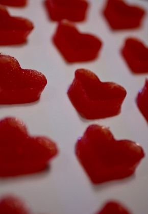 Sober Sunday: Watermelon Hearts