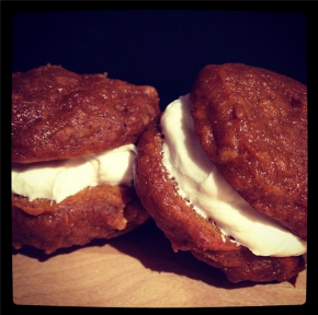 sober sunday: pumpkin whoopie pie shaped dopamine receptors