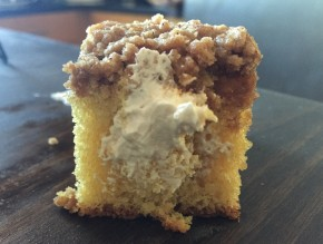 how to (not really) adult: coffee cake edition